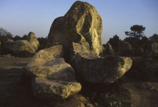 megalith culture in moonlight (119 images)