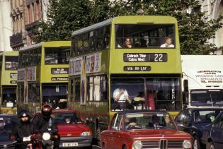 Dublin buses (24 images)