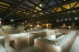 L'Almoina Archaeological Centre, Valencia (124 images)