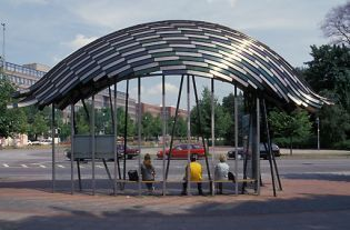 busstop Hannover (5 images)