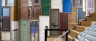 installation by Piet Hein Eek (44 images)