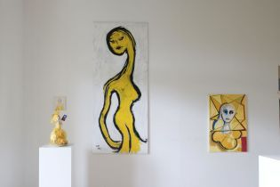 exhibition in the studio Utrecht (17 images)