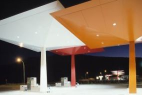 Repsol Gas Station Spain (25 images)