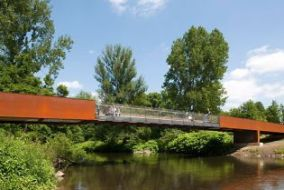 Wupper-Bridge Opladen (68 images)