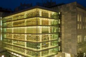 library of the diputacion foral, Bilbao (images)