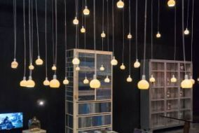 Piet Hein Eek booth on imm Cologne 2018 ()