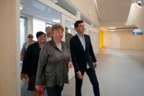 opening ISS Mahlsdorf (93 images)