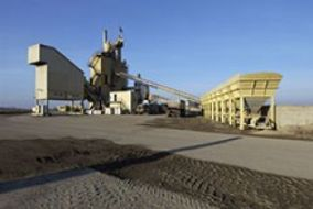 asphalt ready-mix plant Neubrandenburg (25 images)
