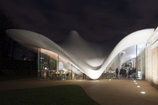 Serpentine Sackler Gallery (144 images)
