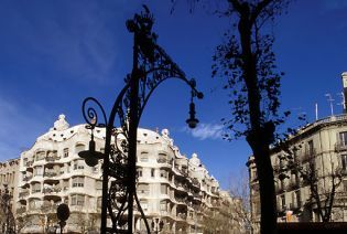 Gaudi projects Barcelona (281 images)