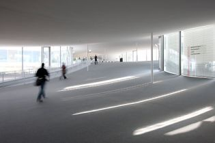Rolex Learning Center EPFL (images)