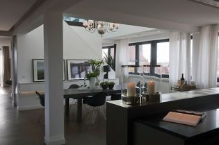 penthouse in Muenster, Germany (images)