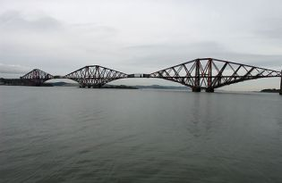 Firth of Fourth Bridge (Bilder)