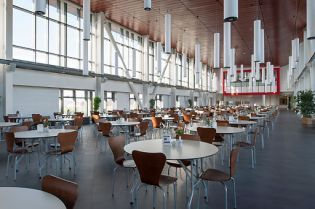 Cafeteria Bilkent Lower School (Bilder)