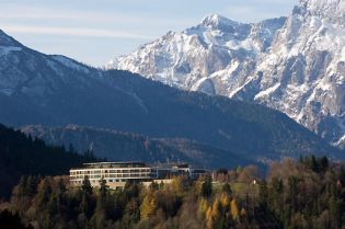 InterContinental Resort Berchtesgaden (Bilder)