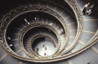 Vatican museums Rome (images)