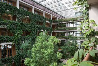 atrium Alltours headquarters Duisburg (images)