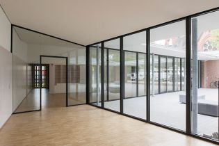 community center Altenessen (images)