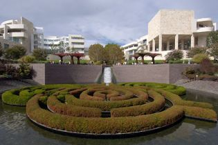 Getty Center Los Angeles (Bilder)