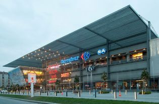Pelikan Shopping Center Istanbul (images)