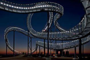 Tiger & Turtle - Magic Mountain (images)