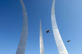 United States Air Force Memorial (Bilder)