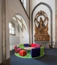 Koleksiyon furnitures in digitalHUB Aachen (28 images)