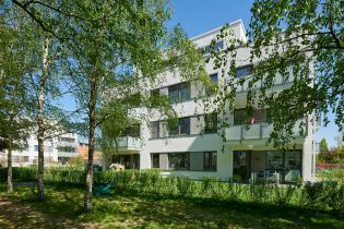 Parkblick apartment buildings Essen (images)