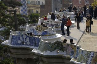 Park Guell (39 images)