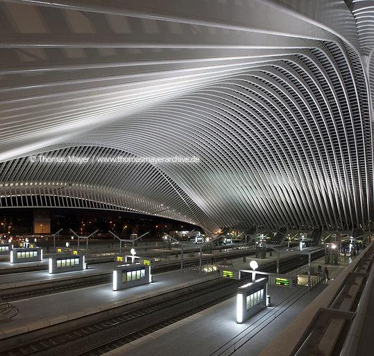 Liege Guillemins station