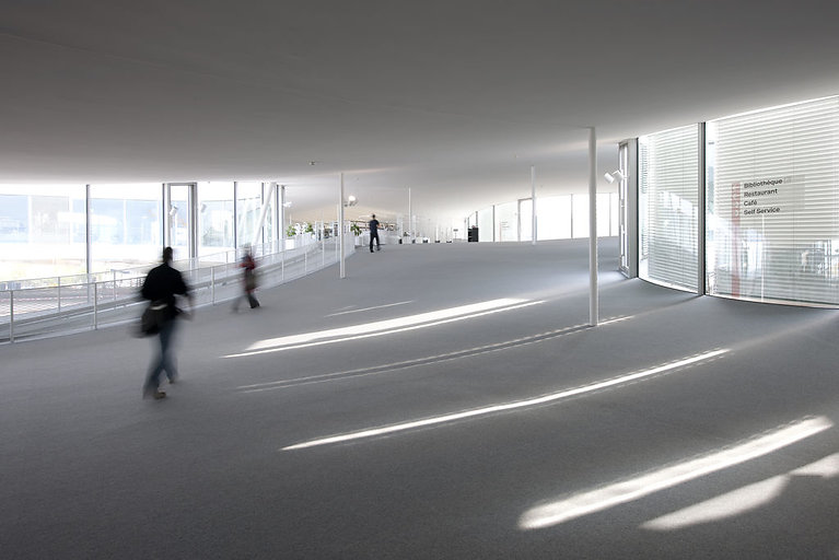 Rolex Learning Center Lausanne