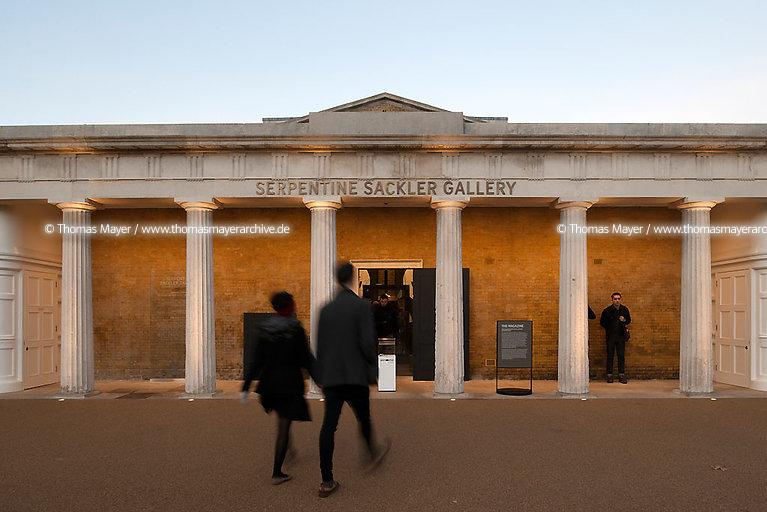 Serpentine Sackler Gallery London