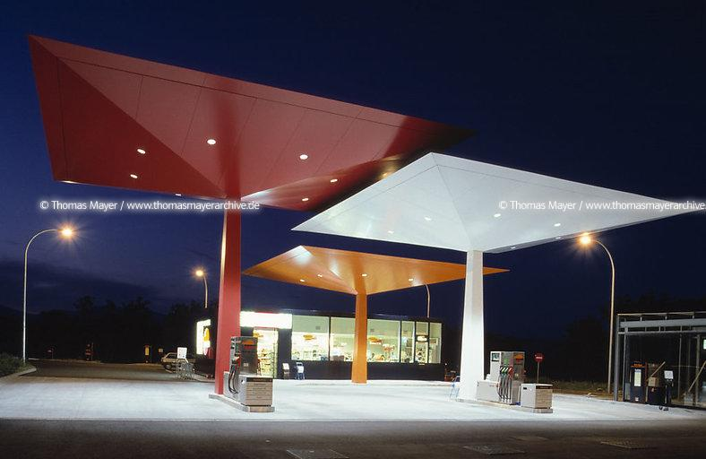 Repsol gasstation