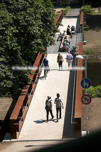 Wupper-Bridge Opladen