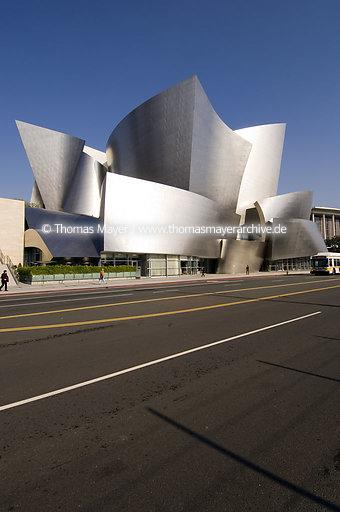 Disney Concert Hall Los Angeles