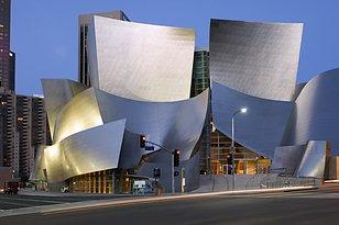 Walt Disney Concert Hall, Los Angeles, USA, architect: Frank O. Gehry