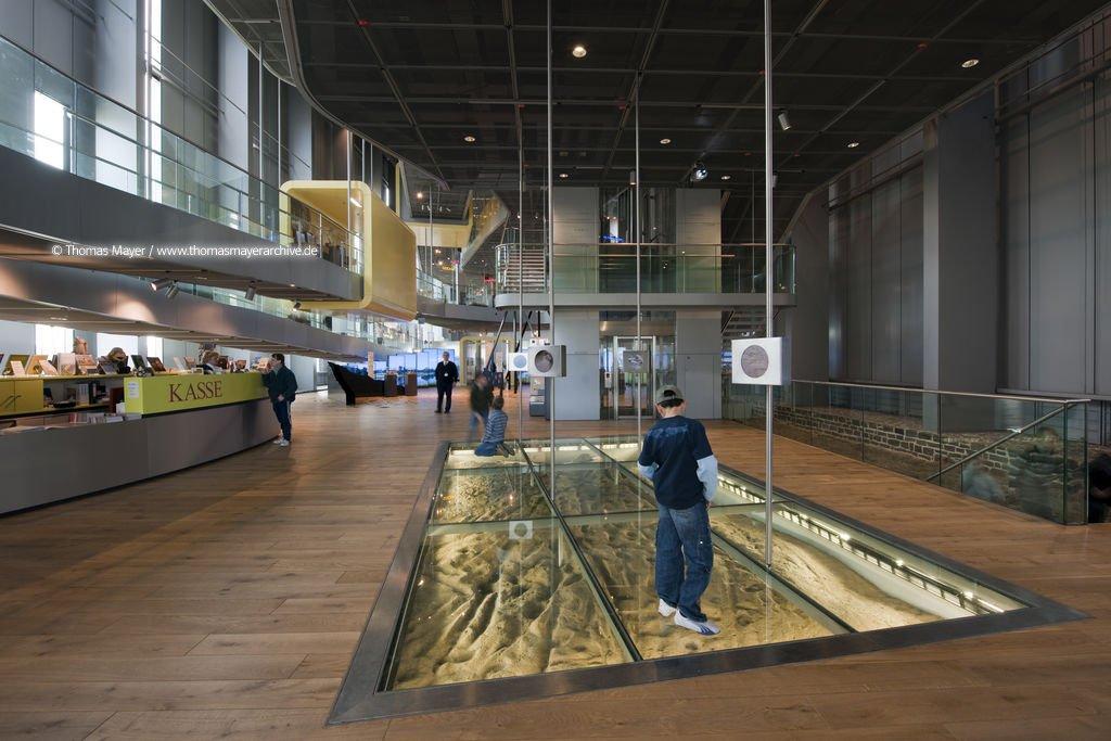 Innenarchitekt Xanten innenarchitektur lvr römermuseum im archäologischen park xanten