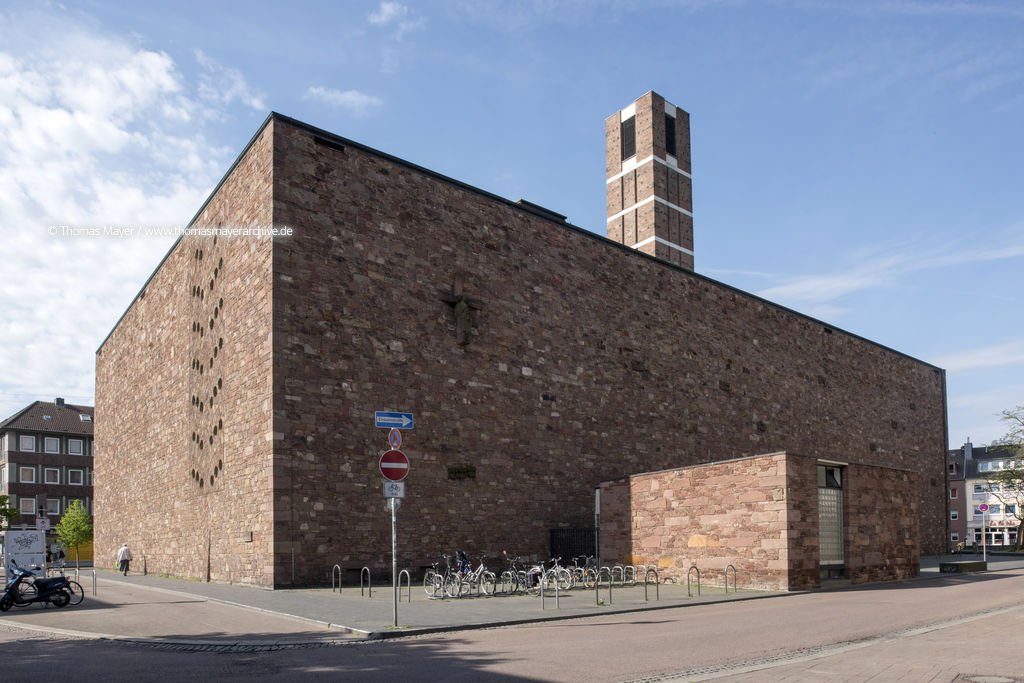 Architekt Düren st düren kirchen der moderne sakrale bauten projekte