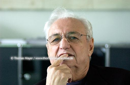 Frank O.Gehry visits Zollverein