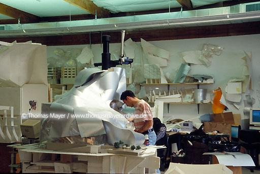 Studio Frank O. Gehry, architect
