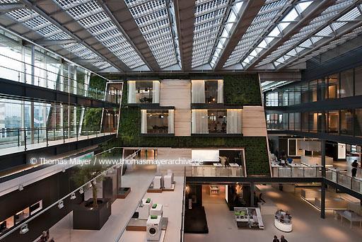 Thomas mayer archive architektur projekte b s h for Bosch inspiratiehuis