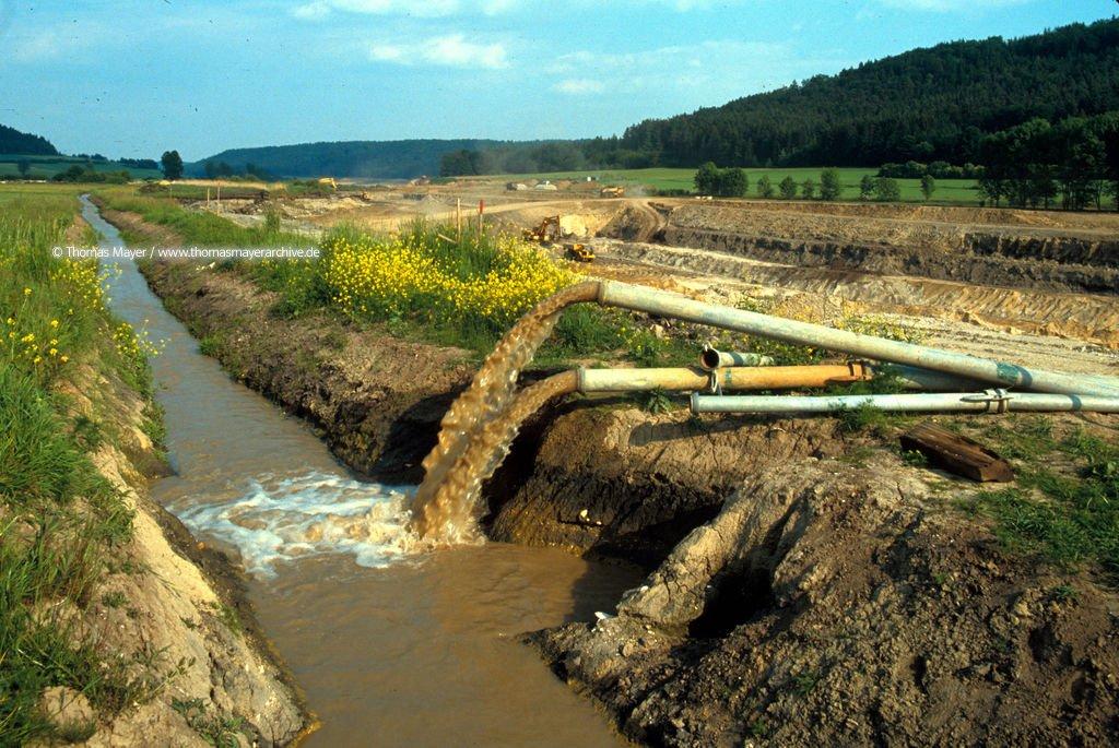 Wasserverschmutzung Deutschland