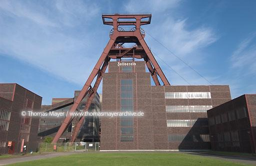 buildings Mine Zollverein