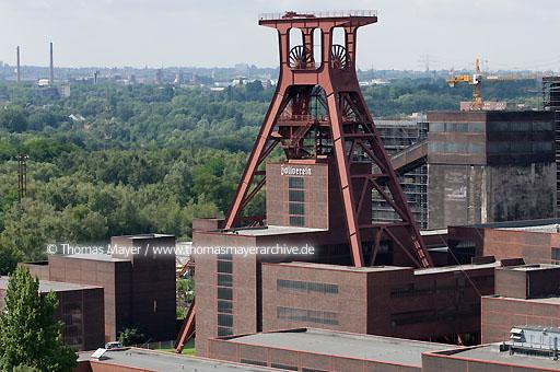 Baustelle Zollverein School of management and design