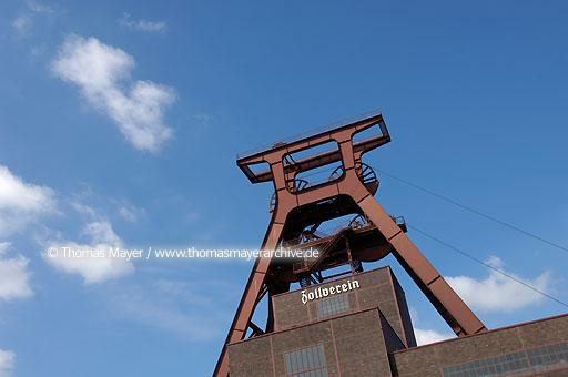 World Youth Day on Zeche Zollverein
