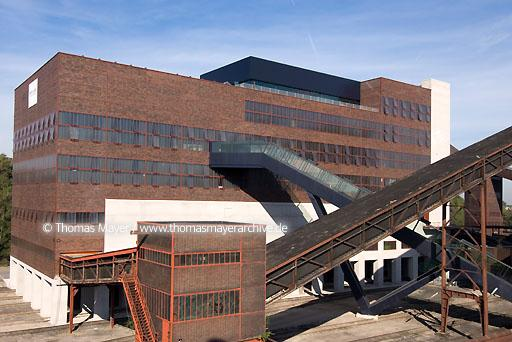 Zeche Zollverein Coalwashing Building