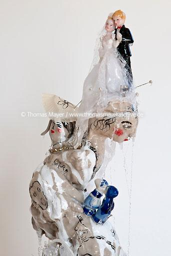 Sculptures by Marliz Frencken