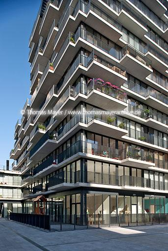 Westerdok Apartment Building