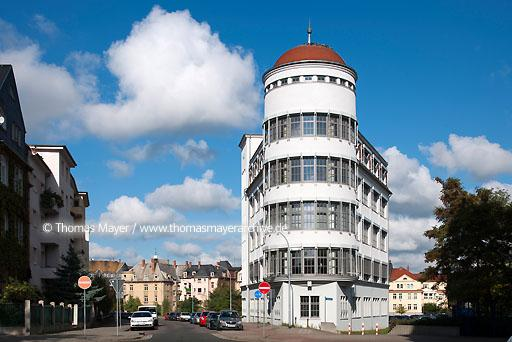 Rotunda-building Doebeln
