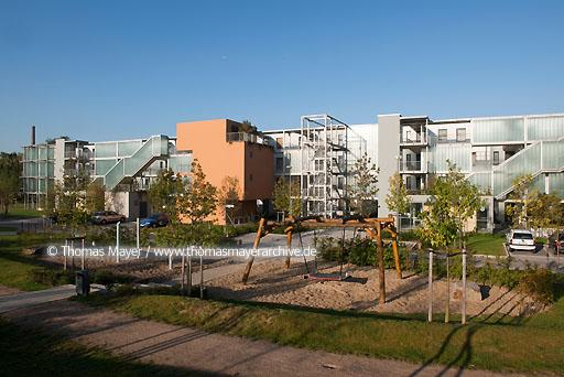 residential area in Neuss